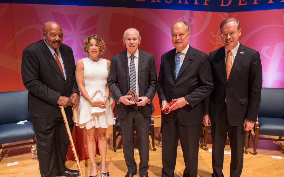 Syracuse University Orange Central Reunion Homecoming 2016 Arents Awards
